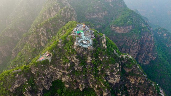 中国の展望台1