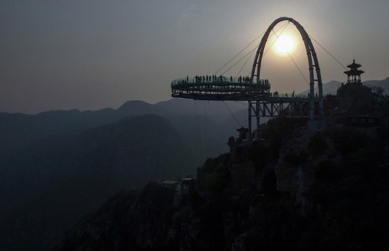 中国の展望台10