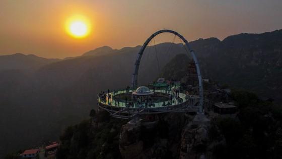 中国の展望台11