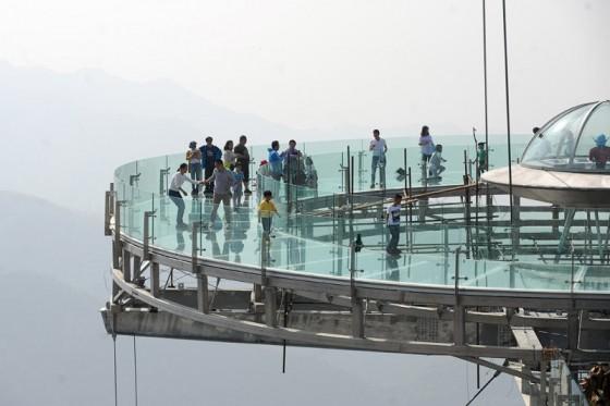 中国の展望台9