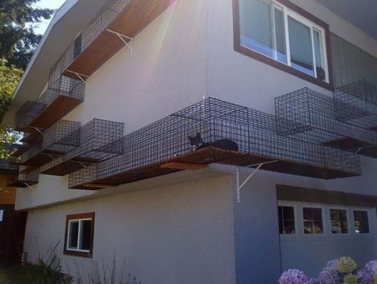 海外のお金持ちさんの家の改造が凄い17