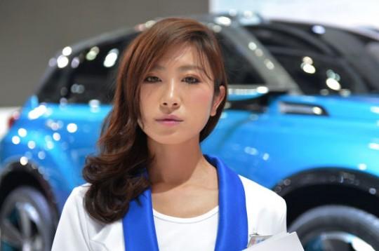2013東京モーターショーのお姉さん集めてみた