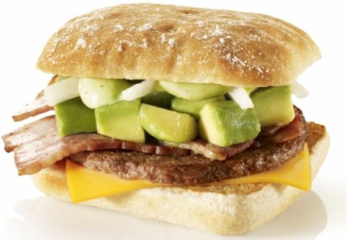 マクドナルドの新商品「アボガドバーガー」が酷い (3)
