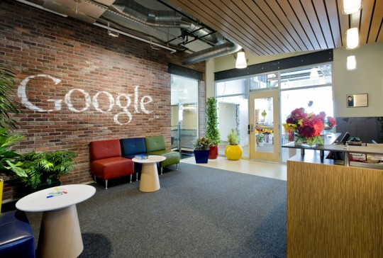 Google PGH office