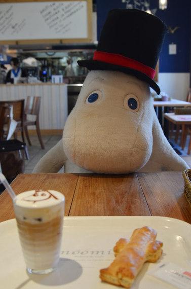 ムーミンカフェがいいぞ1