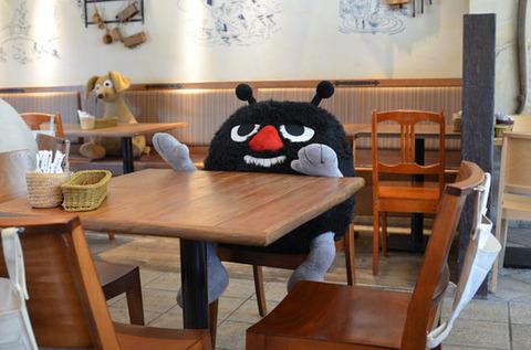 ムーミンカフェがいいぞ3