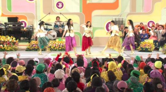 NHKのど自慢にももクロが出演した結果wwwww1