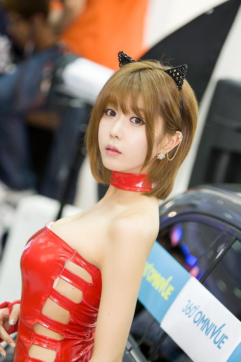 韓国のレースクイーンが凄い!