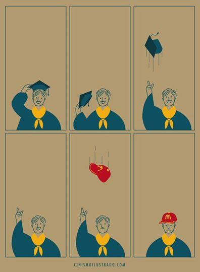 アメリカの大学卒業後の進路