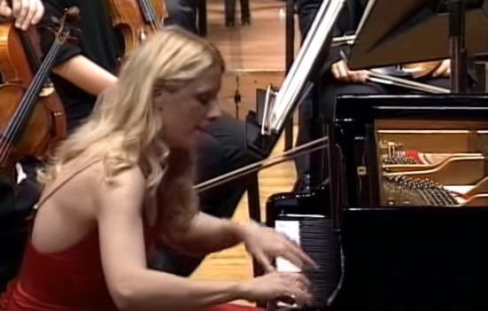 ピアノが凄かった
