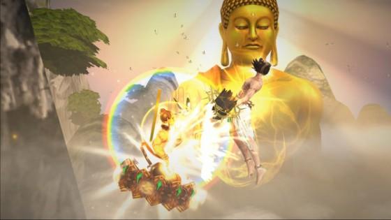 Fight of Gods