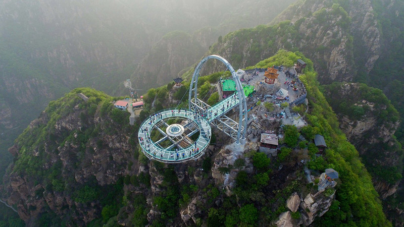 中国の展望台3